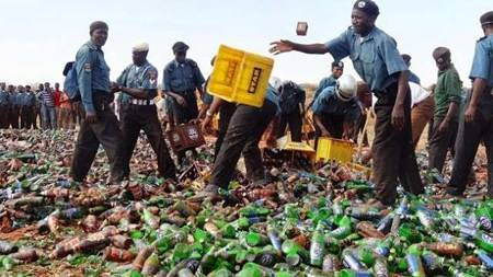 Hisbah Police Seizes 260 Crates Of Alcoholic Drinks From Hotels And Night Clubs In Bauchi 1
