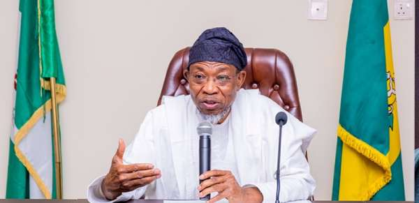 I Didn't Collect Salary For 8 Years As Governor Of Osun State – Rauf Aregbesola