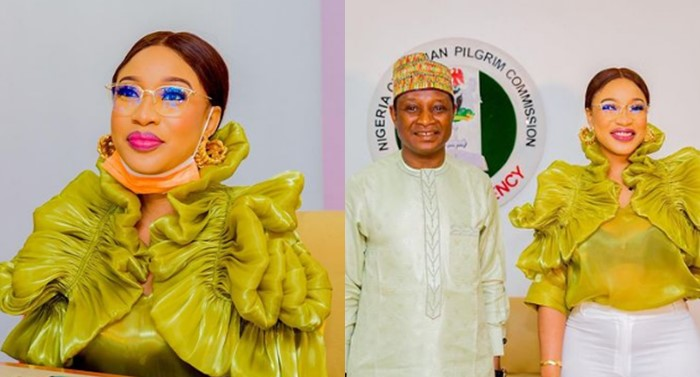 """""""I Take The Fall"""" - Tonto Dikeh Reacts As NCPC Denies Appointing Her Peace Ambassador 1"""