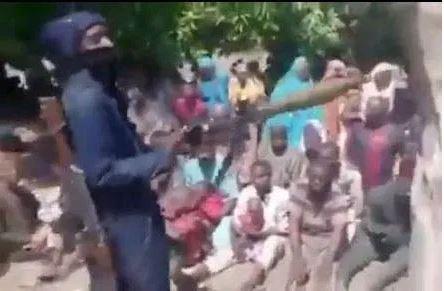 Kagara abduction