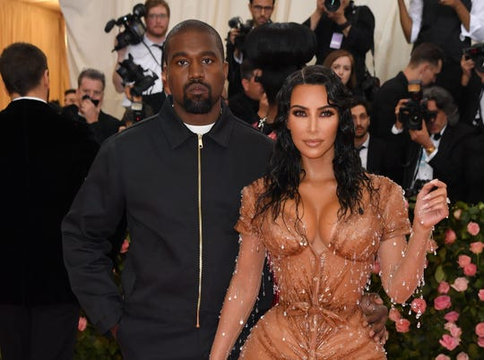 Kanye West Reportedly Tried To Sell Jewellery He Bought For Kim Kardashian Days Before She Filed For Divorce