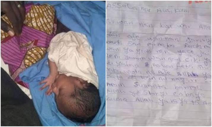 Katsina Woman Dumps Her Newborn Baby After She Was Abandoned By The Child's Father 1