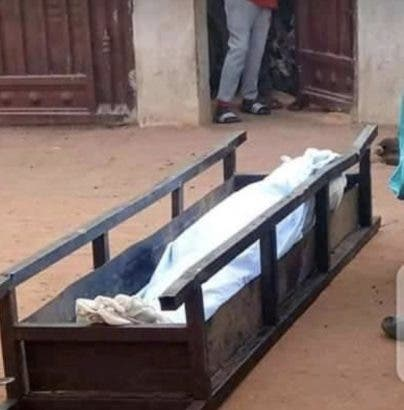 Kogi Fresh Graduate Dies While Returning From Burial Ceremony Of His Friend's Mom 3