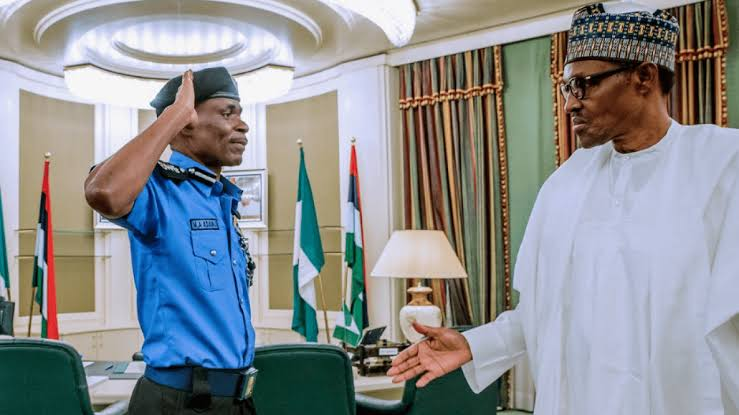 NBA Drags Buhari To Court For 'Unconstitutional' Extension Of IGP Adamu's Tenure 1