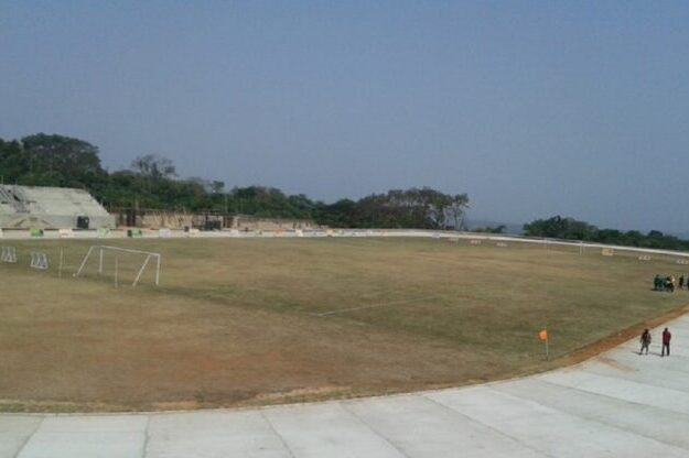 NEROS Stadium, Nanka Closed For Maintenance