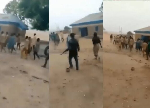 Niger Government Rescues Abducted Kagara Schoolboys, Freed Students Returns Home [Video]