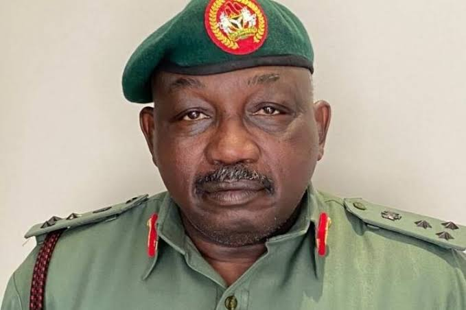Nigerian Army Appoints Brig. General Mohammed Yerima As New Spokesman 1