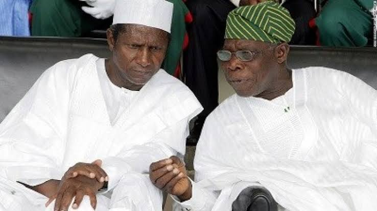 Obasanjo Says He Knew Yar'Adua Was Sick Before He Chose Him As His Successor 1