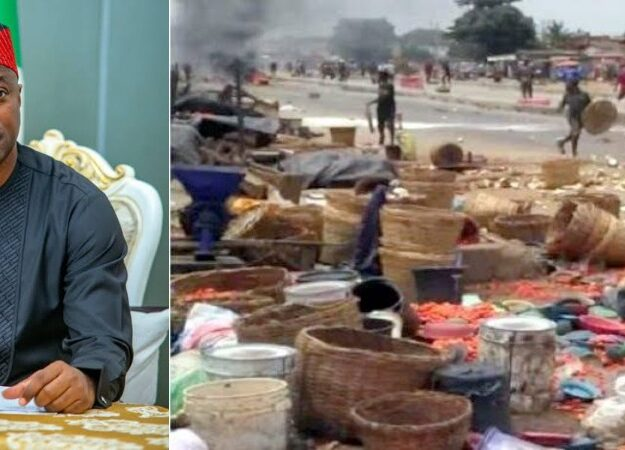 Oyo Government Reportedly Gives N2,000 Each To Yoruba Victims Of Shasha Market Crisis