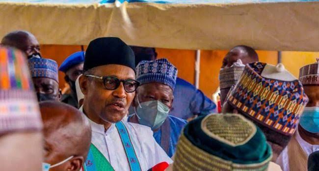 PDP Kicks As Buhari Violates COVID-19 Protocols, Tells Nigerians Not To Follow His Examples 1