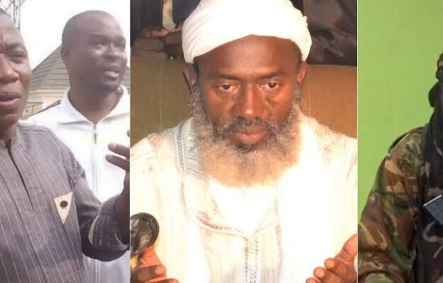 """Police Should First Arrest Sheikh Gumi And Shekau Before Disturbing Me"" – Sunday Igboho"