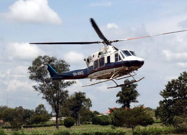 Police swing into air, land coordinated search, rescue operations to free kidnapped Zamfara school girls