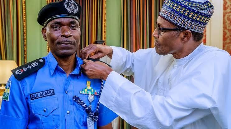 President Buhari Extends Tenure Of IGP Adamu By Three Months 1