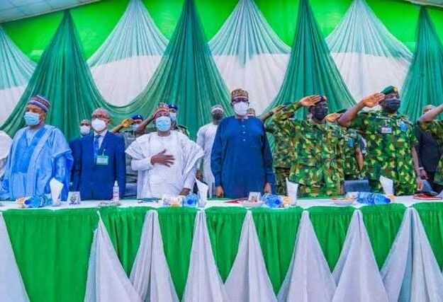 Rising insecurity tension: Northern Govs, traditional rulers, political leader gather in Kaduna