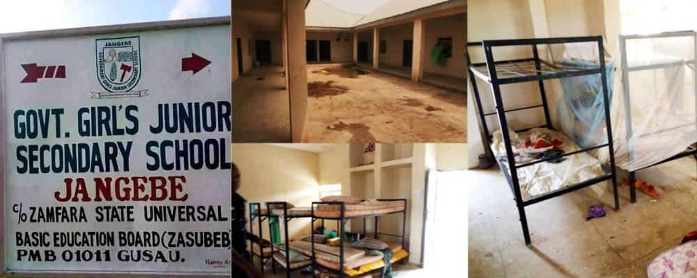 Seven Of 317 Abducted Jangebe Schoolgirls Escape From Their Abductors In Zamfara 1