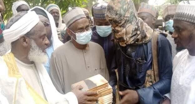 Sheikh Gumi Met Bandits Near A Military Post – Ex-DSS Official