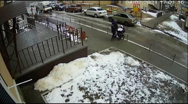 Baby dies Russia