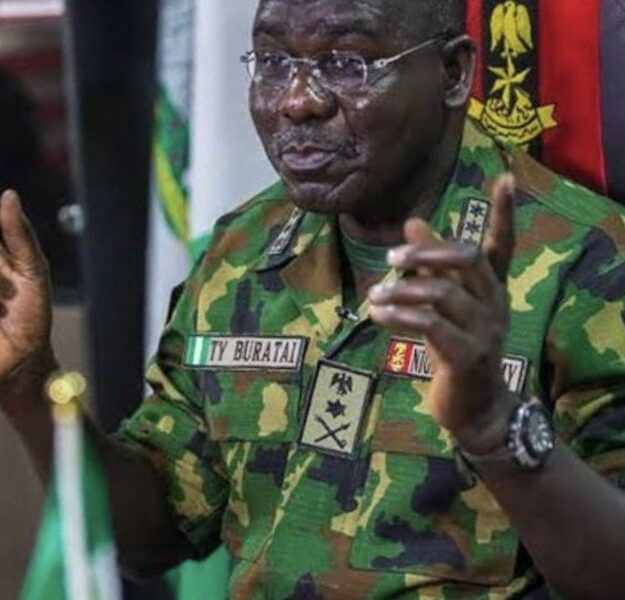 TUKUR BURATAI YEARS: His Unrivaled Legacy As Nigerian Army Chief of Staff