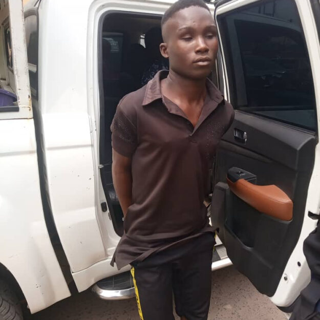 Young Cultist Arrested for Killing 23-year-old Man During Cult Clash In Imo (Graphic Photos)