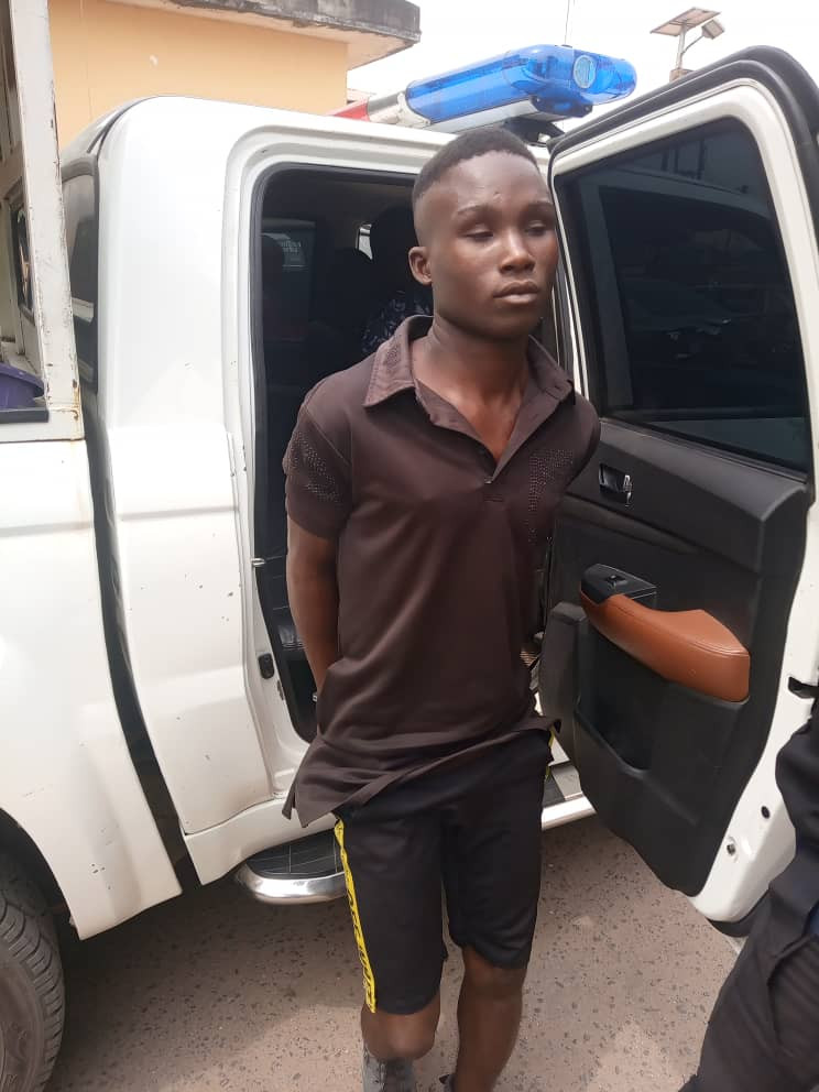 The cultist arrested for allegedly killing rival
