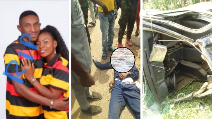 Young Man Dies In Fatal Car Accident, Just Few Days To His Wedding In Imo State [Photos] 1