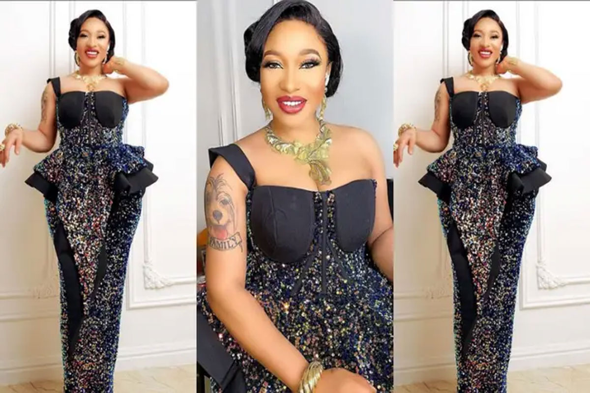 """Your Money Is Not Enough For Me To Start Opening My Body"" - Actress Tonto Dikeh Warns 1"
