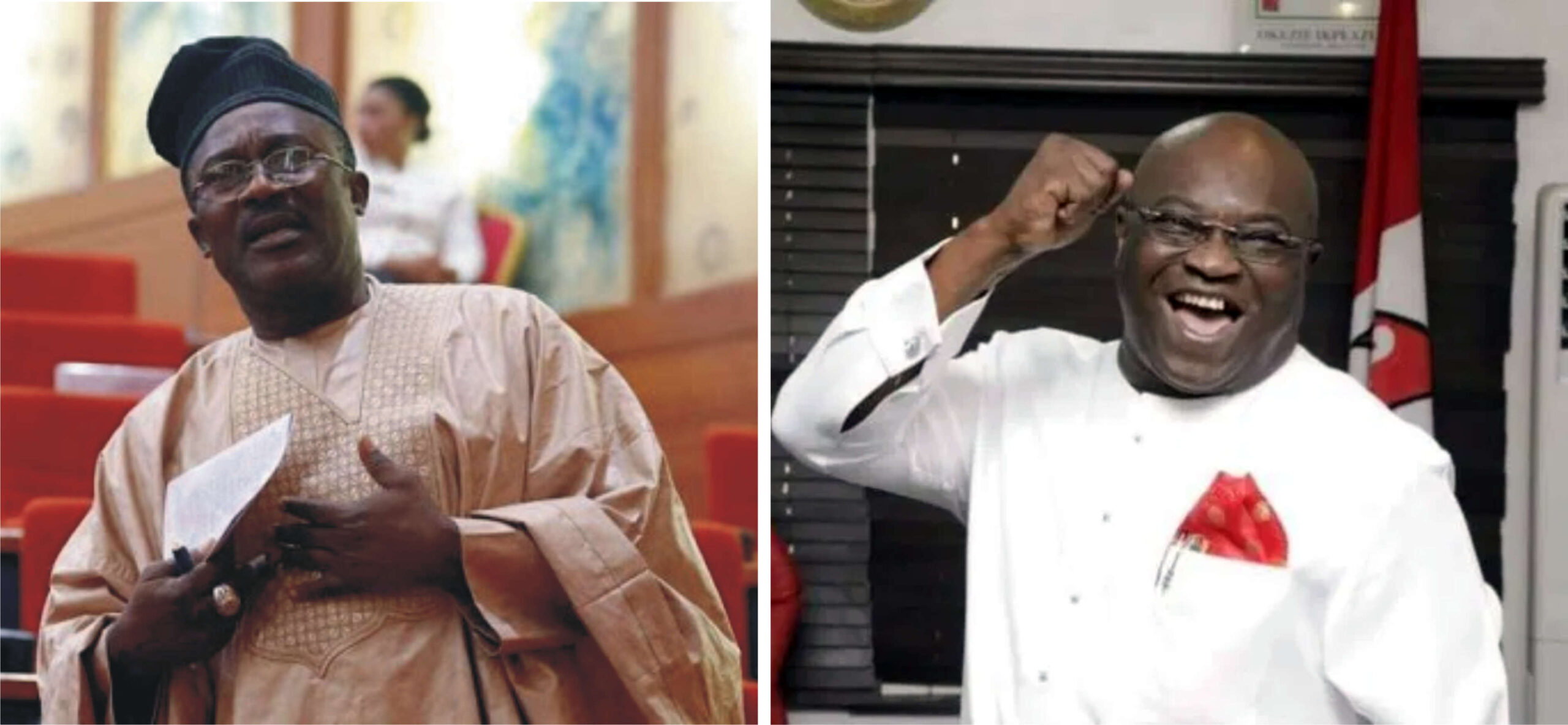 """You're Suffering From Mental illness"" - Governor Ikpeazu Replies Senator Smart Adeyemi 1"