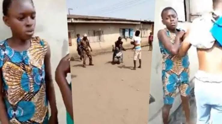 16-Year-Old Mother Of Four Caught Cheating On Husband, Pregnant For Another Man [Video] 1
