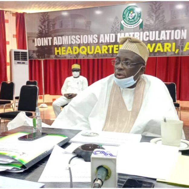 2021 UTME: Why NIN is compulsory for registration – JAMB Registrar