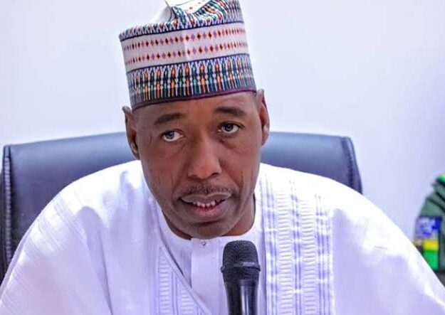 2023: Governor Zulum Says South Should Produce Next President In Order To Ensure Stability