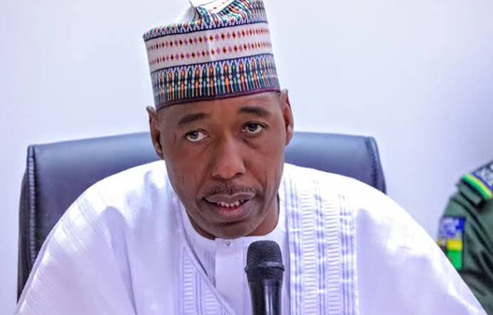 2023: Governor Zulum Says South Should Produce Next President In Order To Ensure Stability 1