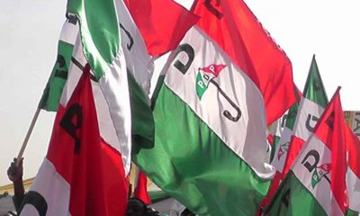 2023: PDP Set to Waive Nomination Fees for Youths