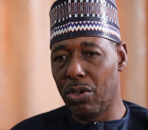 2023: Presidency should go to South — Gov Zulum