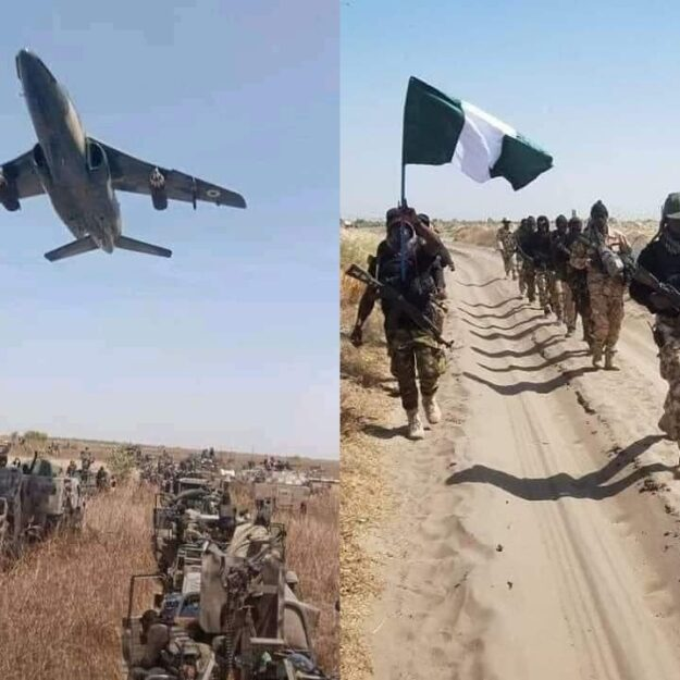 48 terrorists killed as army rescues 11 abducted victims from Boko Haram's den