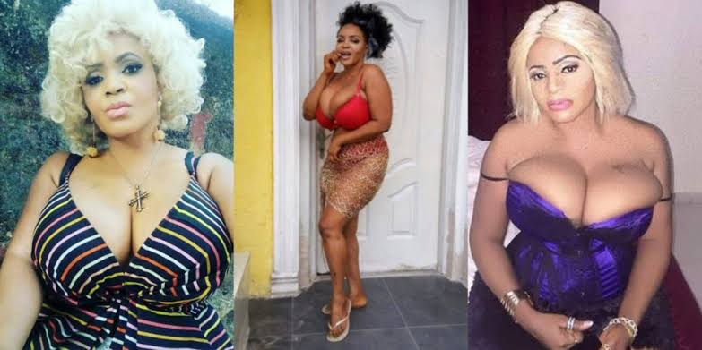 """A Reverend Father Grabbed My Bοοbs And Offered Money For Sεx"" – Actress Cossy Orjiakor 1"