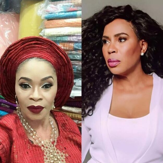 Actress Remi Surutu Reveals Why She Publicly Slapped Fathia Balogun