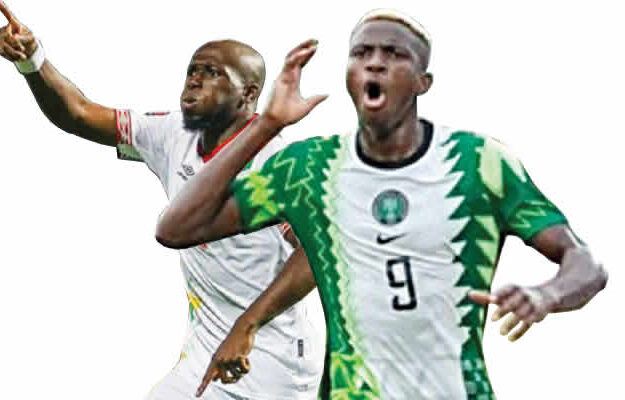 AFCON: Fans hail Eagles for breaking Squirrels' unbeaten home record