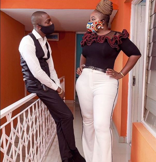 "Anita Joseph's Husband, MC Fish, Replies Those Sho Said She Has ""Used His Head"""