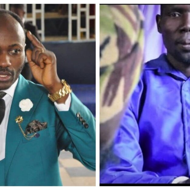 Apostle Suleman Begs Boko Haram Not To Kill Abducted Borno Pastor, Bulus Yikura