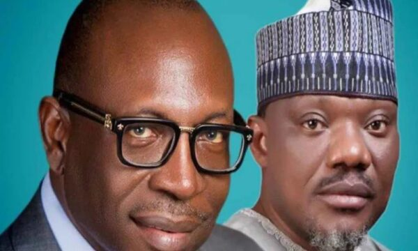Appeal Court upholds candidacy of Ize-Iyamu running mate