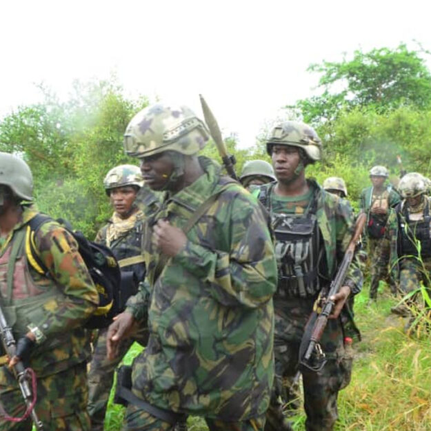Army kills 48 terrorists, rescues eight abductees in Borno