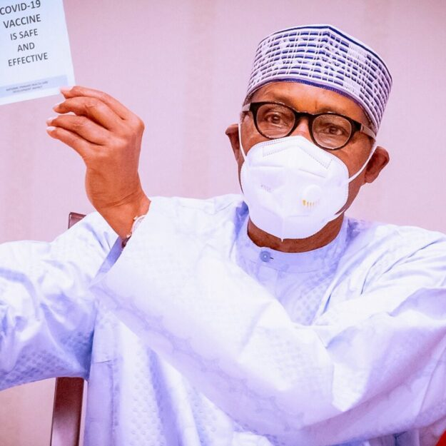 AstraZeneca COVID-19 vaccine: Presidency speaks again on alleged death of Buhari
