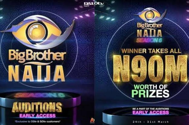 BBNaija Organisers Announces Audition For Season 6, Winner Gets N90 Million Grand Prize