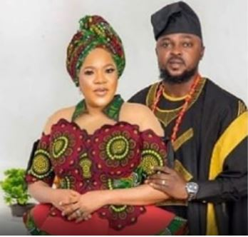 'Best Husband Ever' – Actress, Toyin Abraham Praises Husband, Kola Ajeyemi