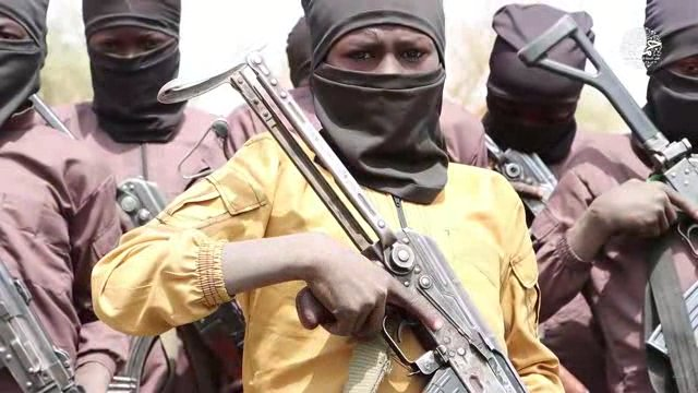 Boko Haram Releases Video Of Children Undergoing Combat Training In A Camp [Photos] 3