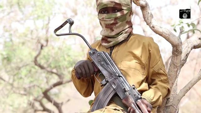 Boko Haram Releases Video Of Children Undergoing Combat Training In A Camp [Photos] 7