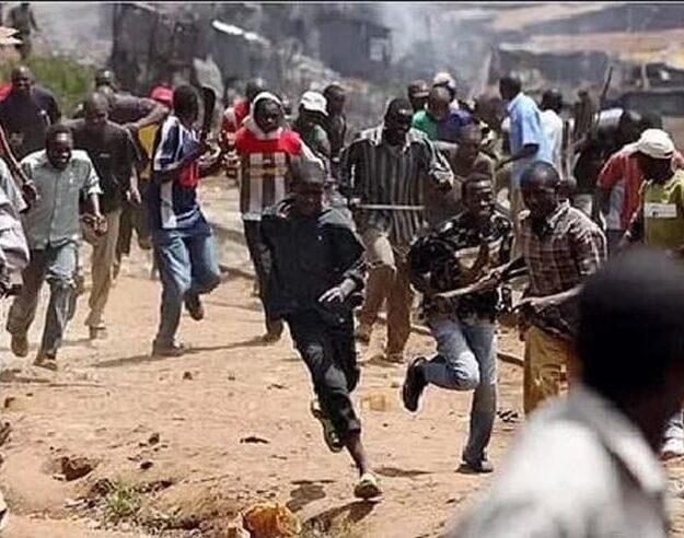 BREAKING: Many Feared Dead As NURTW Members Clash Again In Ondo