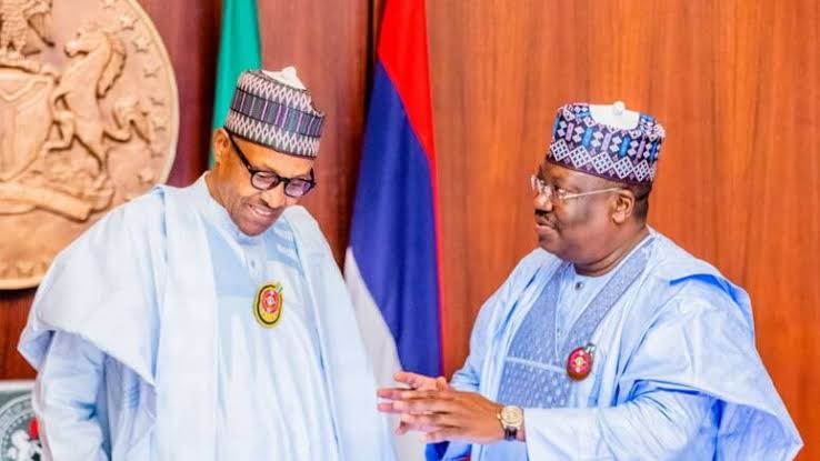 Buhari Is Getting Bad Advice On Which Bill To Sign Or Reject - Senate President, Ahmed Lawan 1
