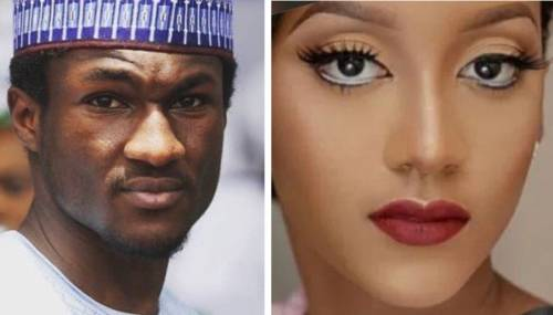 Nigerians React Angrily To Reports Of Buhari Son's Planned Marriage To Kano Princess