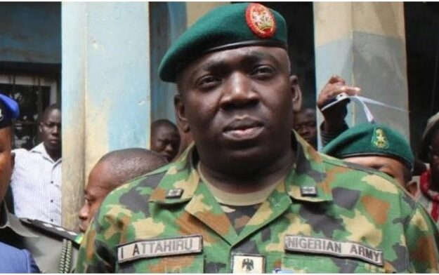 COAS commends NAOWA for women empowerment, education of barracks children